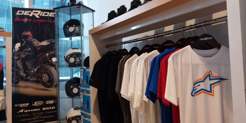Deride Store Kini Hadir di Kuningan City Mall, Ada Promo Menarik!