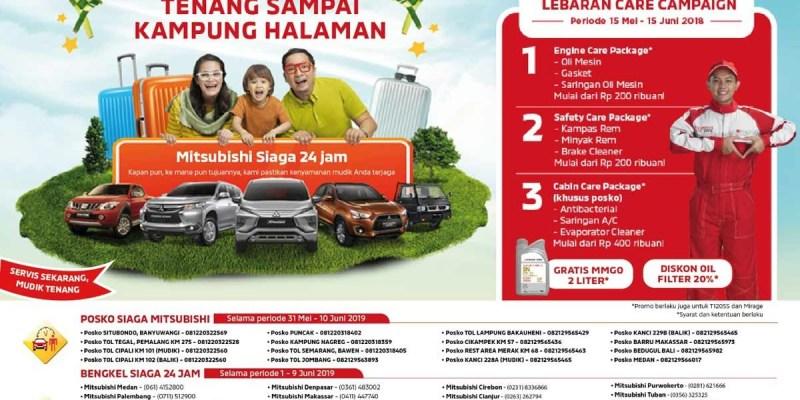 """Mitsubishi Umumkan """"Lebaran Care Campaign"""""""