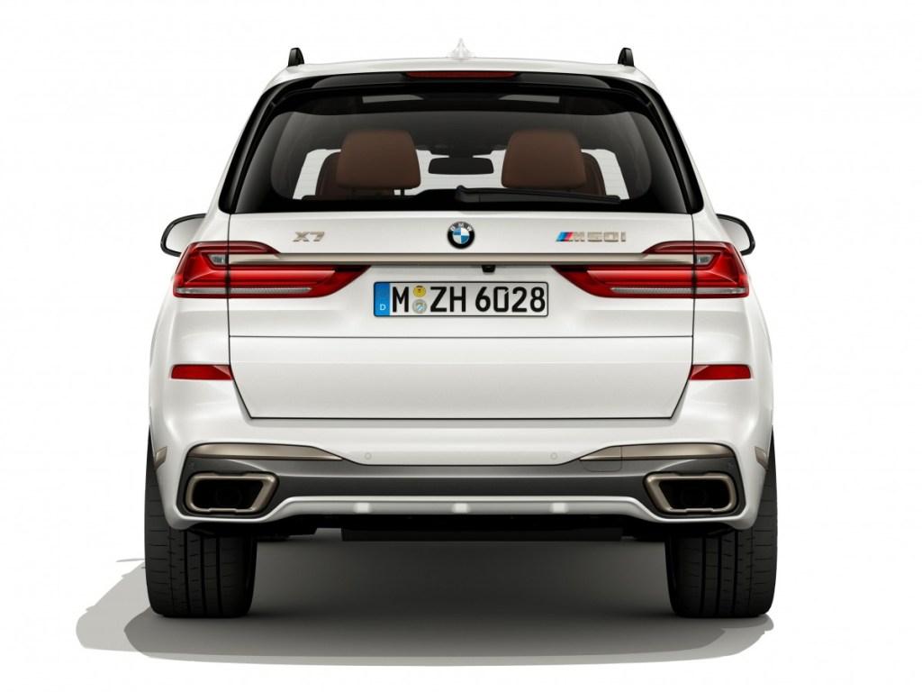 BMW X5 M50i dan BMW X7 M50i, Suguhan Mesin Bongsor