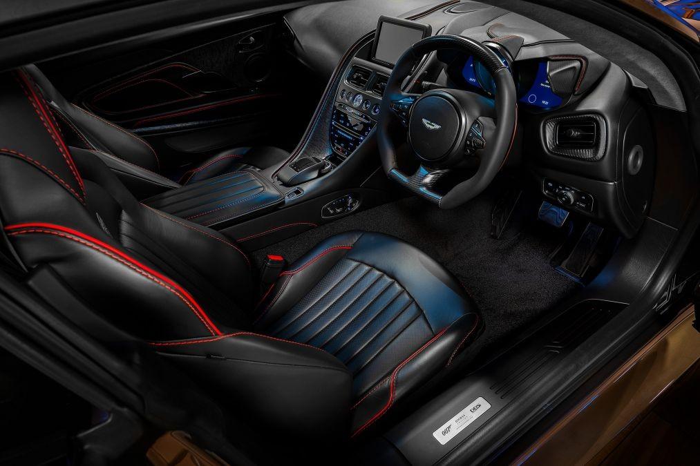 Aston Martin Luncurkan DBS Superleggera Special Edition 007