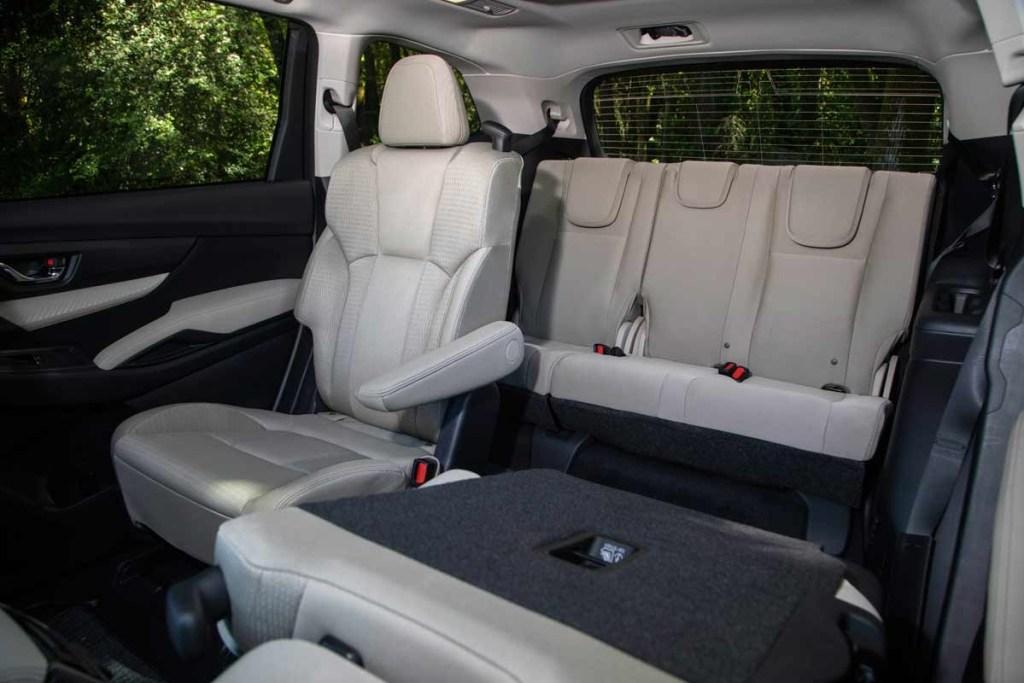 Subaru Ascent Harganya Mulai Rp 463 jutaan