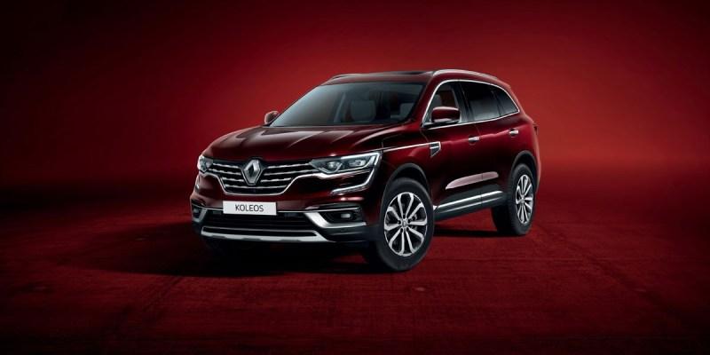 New Renault Koleos, Sudah Berani Main Offroad