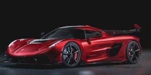 Jesko Cherry Red Edition, Hypercar Dengan Kinerja Luar Biasa