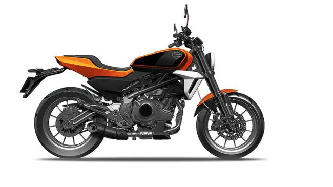 Harley-Davidson Buatan Cina Gunakan Basis Benelli 302s?