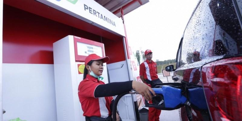1.200 Lebih Layanan Pertamina Siaga di Jalur Trans Jawa dan Sumatera