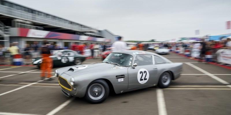 Aston Martin akan Meriahkan Silverstone Classic 2019