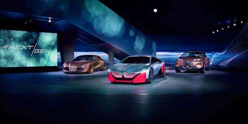 BMW Percepat Hadirkan 25 Kendaraan Listrik