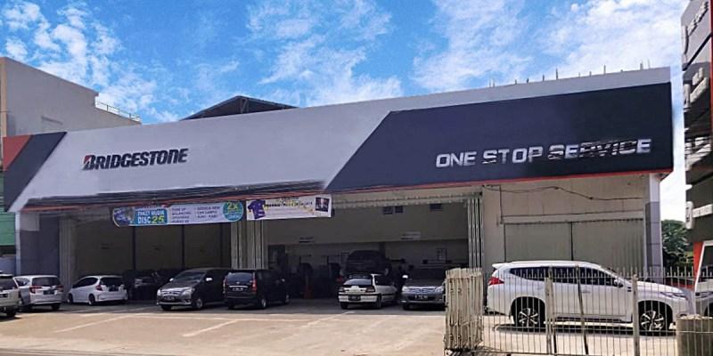 Jaringan One Stop Service Terbaru Bridgestone di Cibubur