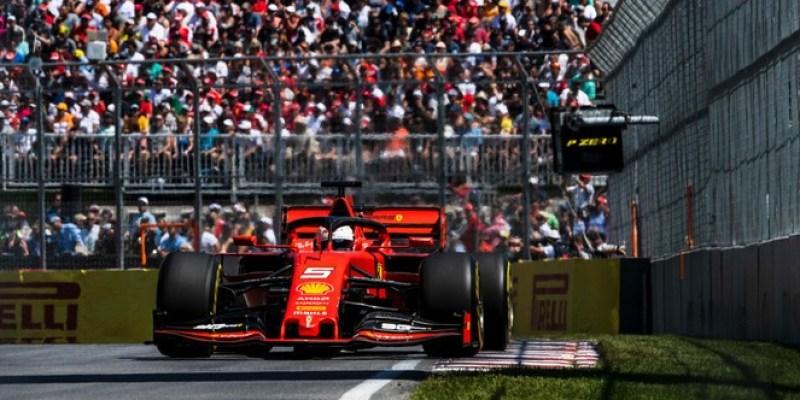 F1 Kanada 2019: Vettel Paling Awal Finis, Hamilton Menang?