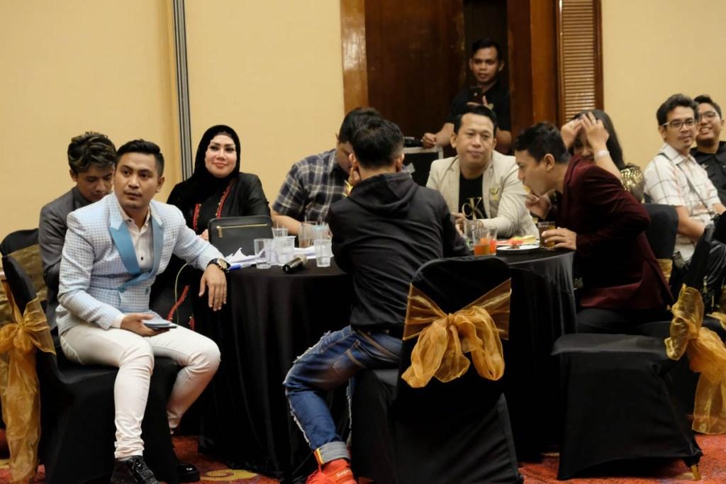 Keseruan Acara Halal Bihalal Ford Everest Club Indonesia