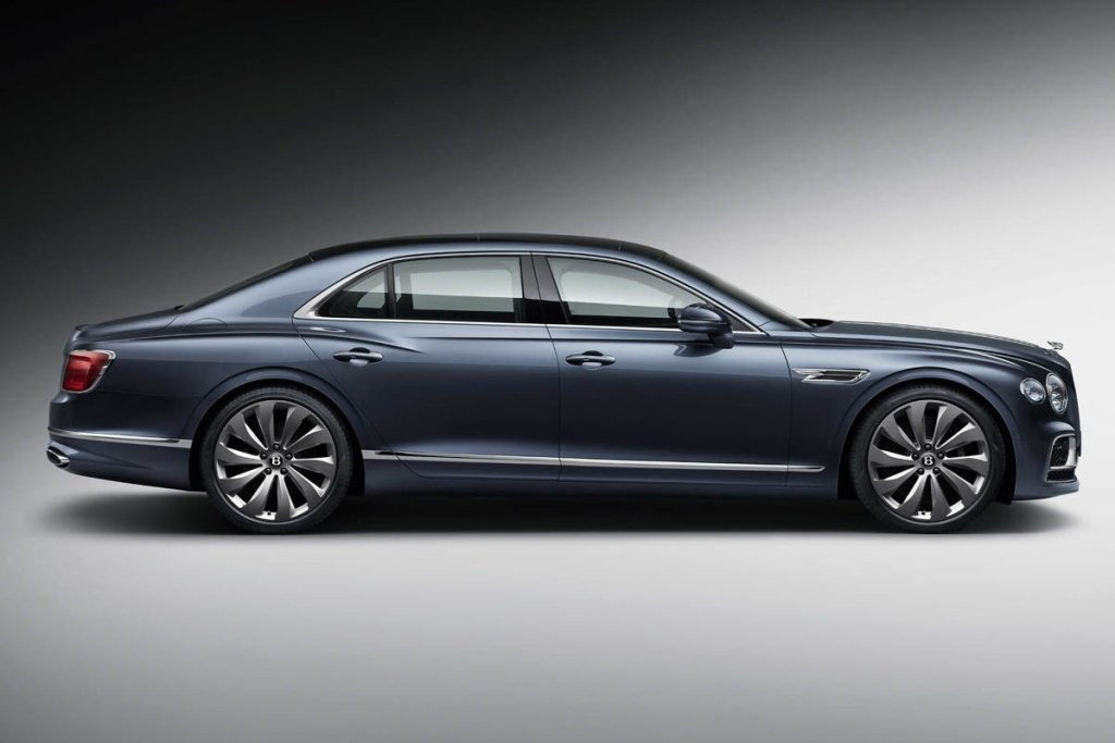 All-new Flying Spur, Perpaduan Antara Limousin dan Sedan Sport