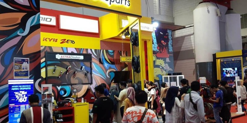 Diskon 35% Ban Pirelli di Jakarta Fair 2019