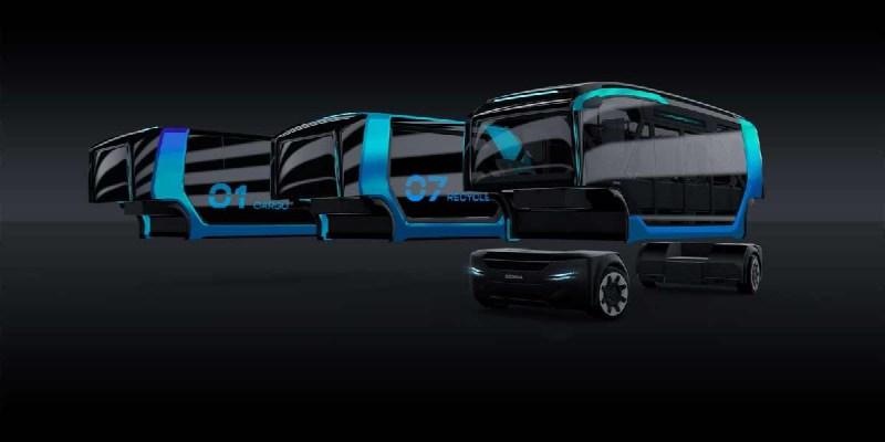 Scania NXT Concept, Melayani Kebutuhan Masyarakat Kota