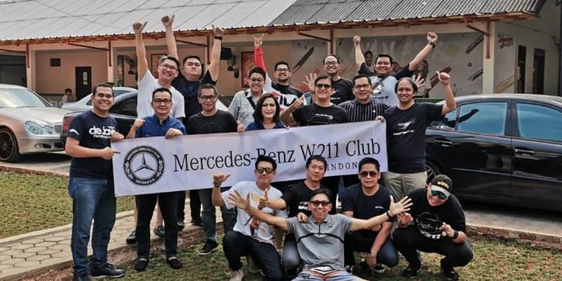 Gelar Scrutineering, MB W211 CI Siap 'Ngegas' ke Pangandaran
