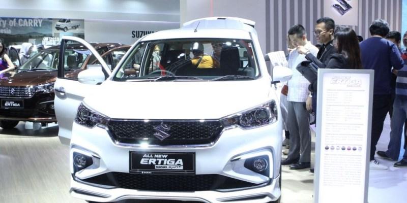 Suzuki Senang dengan Hasil Penjualan Mei 2019