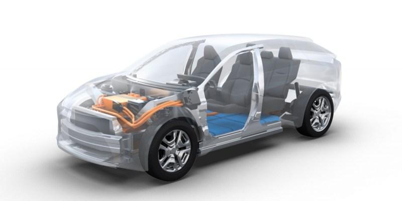 Toyota dan Subaru Sepakat Bikin SUV Listrik