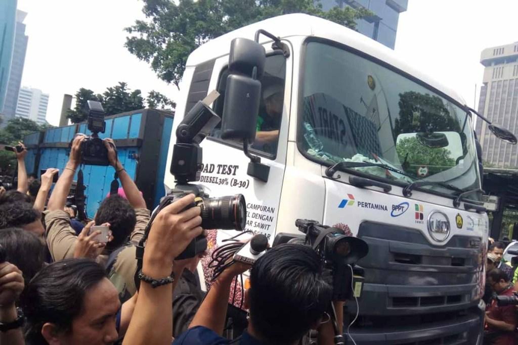 UD Truck Dukung Program Untuk Biodiesel B30