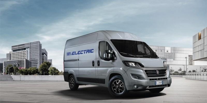 Fiat Ducato Electric, Berbisnis Lebih Bersih