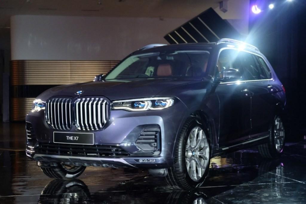 BMW X7 Diluncurkan, Ini Dia Harganya