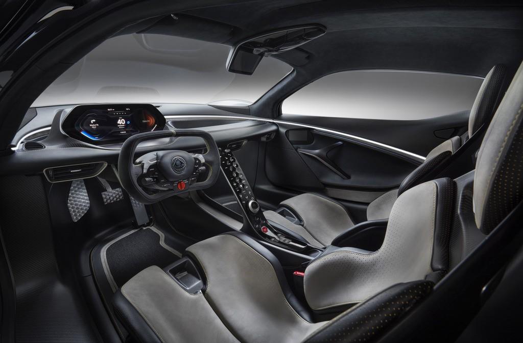 Lotus Evija, Hypercar Terkuat di Dunia