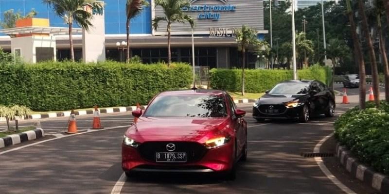 Menyambut All New Mazda3 di Indonesia, Tampil Kekinian