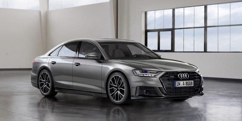 Audi A8 TFSI Ingin Senyaman Limusin?