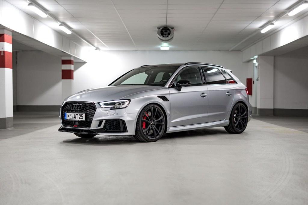 Audi RS3 Berkat Paket ABT Sportsline Kini Punya 470 HP!