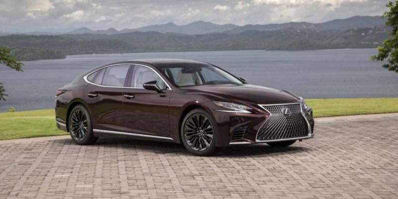 Lexus LS 500 Inspiration Series, Pertama Kali!