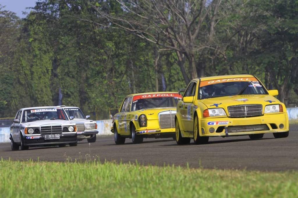 Mercedes One Make Race, Lebih Independen