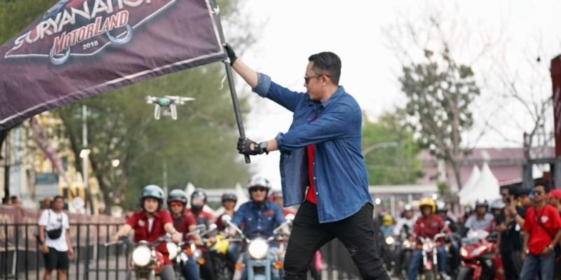 Suryanation Motorland Battle 2019 'Gebrak' Medan Akhir Pekan Ini