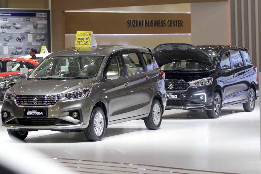 Suzuki Hentikan Produksinya di Indonesia Akibat Corona