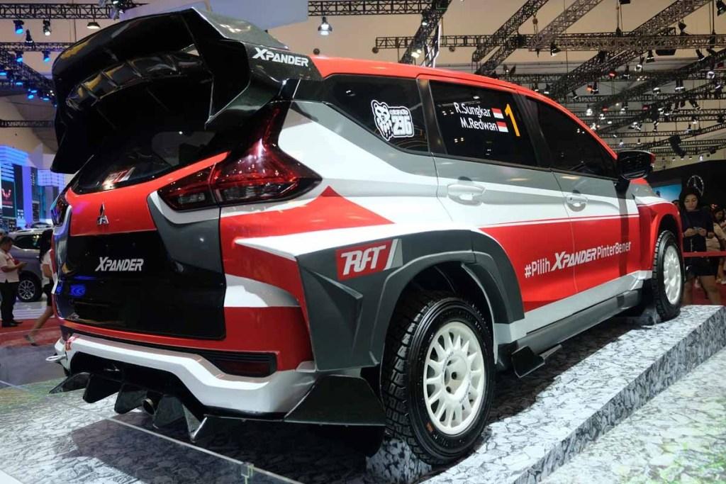 Kendarai Xpander AP4, Rifat Optimis Hadapi Rally Selandia Baru