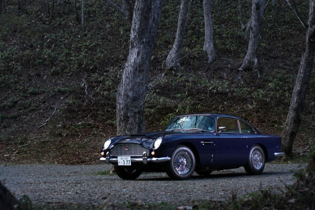 5 Unit Aston Martin akan Majang di Hampton Court Palace