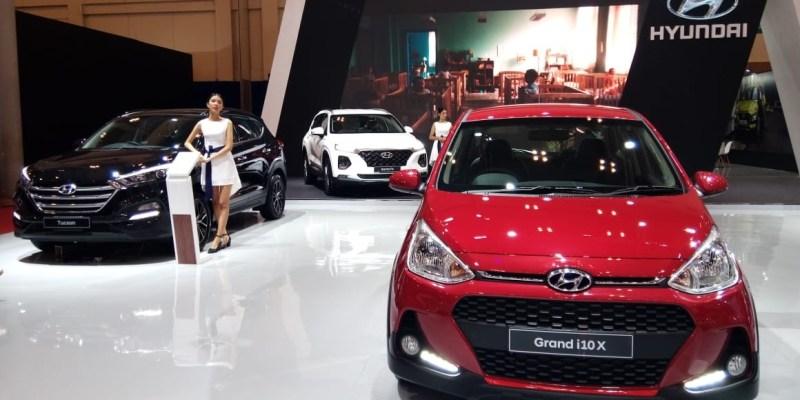 Hyundai Pamerkan Kendaraan Terbaiknya di GIIAS 2019