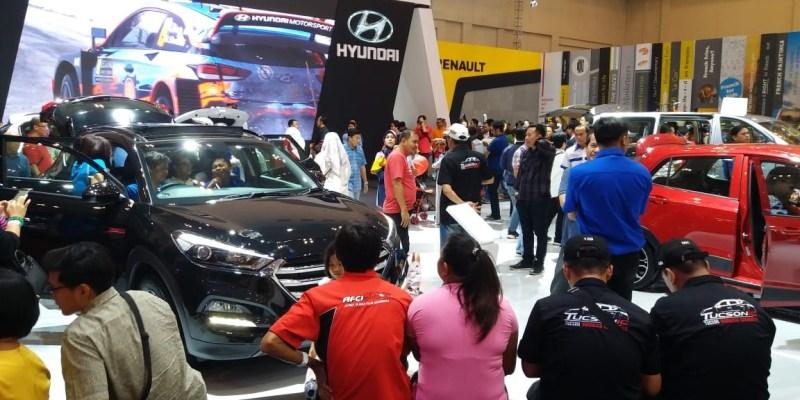 Komunitas Hyundai Dapat Kejutan di GIIAS 2019