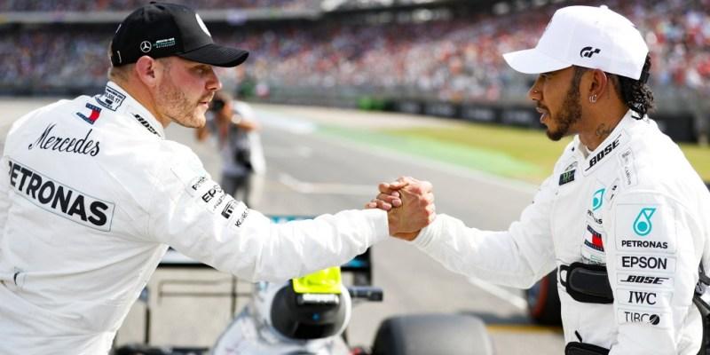 Kualifikasi F1 Jerman 2019: Lewis Hamilton Raih Pole Position