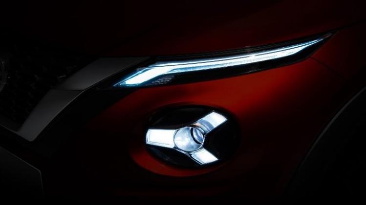Nissan Siapkan Juke Generasi Terbaru, Ini Teasernya!