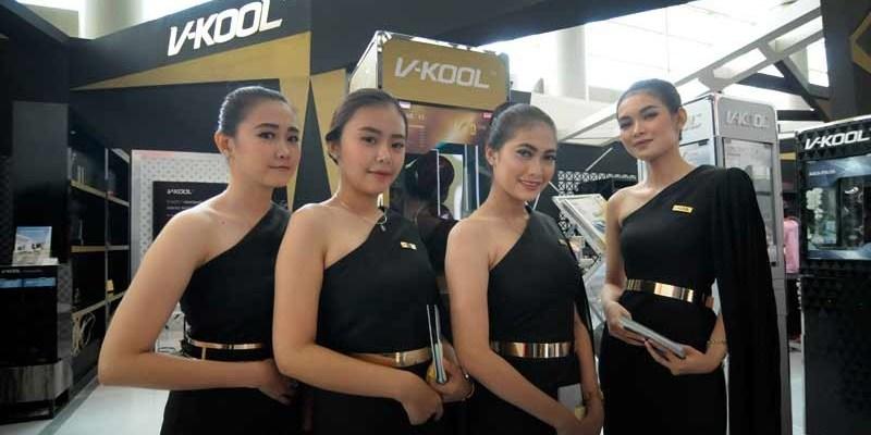 Super Promo V-KOOL, Bakal Bikin Histeris di GIIAS 2019