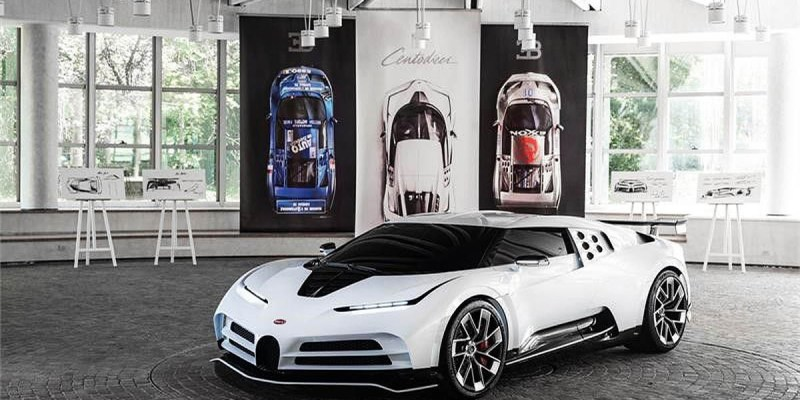Bugatti EB110 Hommage, Bakal Diproduksi Hanya 10 Unit!