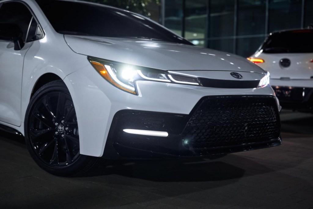 Toyota Corolla Nightshade Edition, Memikat!