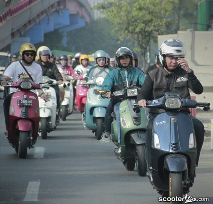 Perluas Jaringan, Scooter VIP Resmikan Cabang Baru di Surabaya