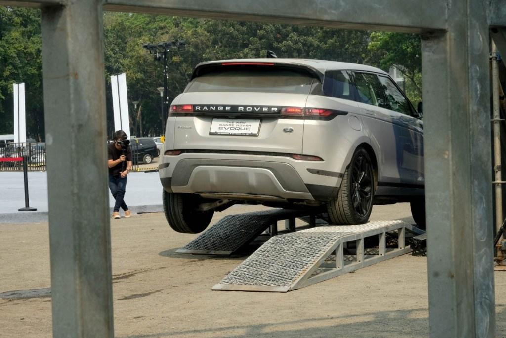 Dari Acara ABT Challenges Peluncuran All-new Range Rover Evoque