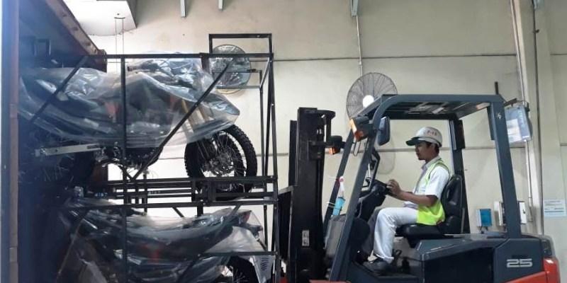 Honda CRF150L Produksi AHM Makin Diminati Pasar Ekspor