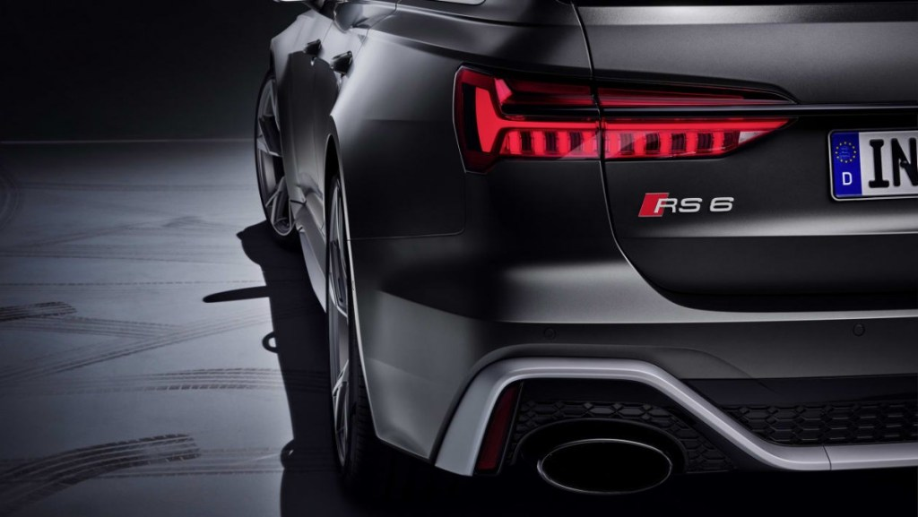 Audi RS6 Avant 600 hp Siap Jegal AMG E63 S Estate