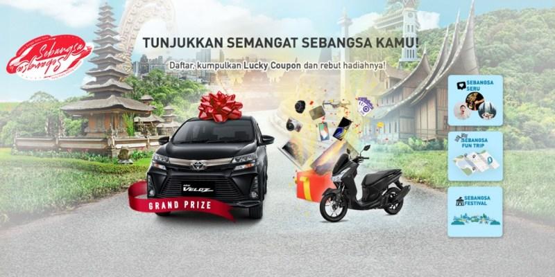 Toyota Siapkan Festival Akbar Avanza-Veloz Sebangsa di 11 Kota