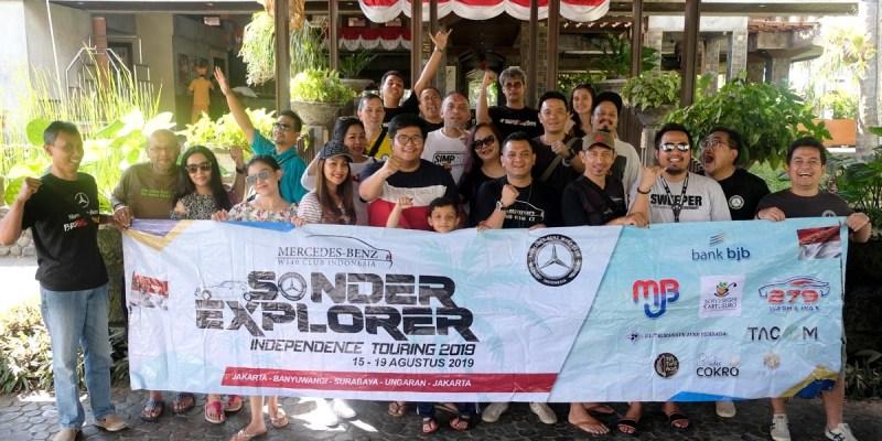 Highlight 'Sonder Explorer 2019' MB W140 CI