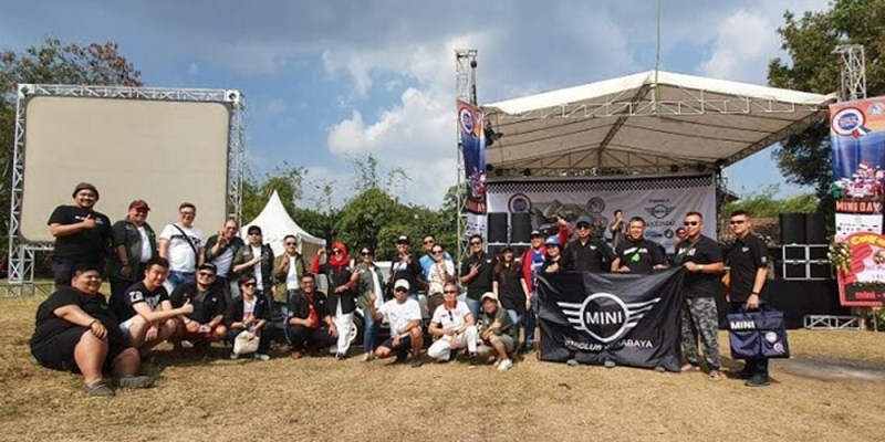 Indonesia Mini Day 2 Usung Tema 'Camping Day'