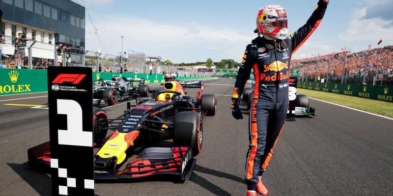 Kualifikasi F1 Hongaria 2019: Max Verstappen Perdana Raih Pole Position