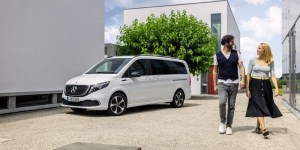 Mercedes-Benz EQV, Babak Baru MPV Listrik