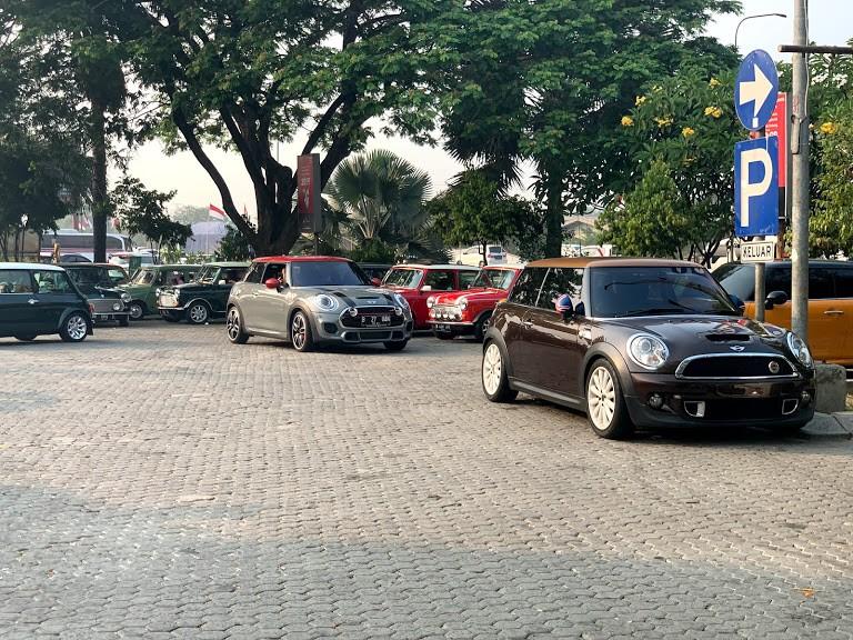Kehadiran Mini Inc dan Mini Club Surabaya di IMD 2 Bandung